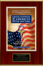 Castle Connolly Top Doctor 2015: 14th Edition