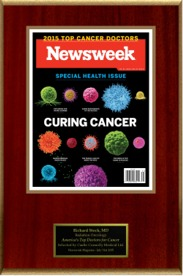 Newsweek Curing Cancer Top Doctor 2015