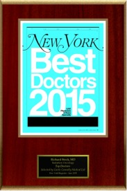 New York's Best Doctors 2015