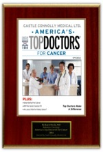 Castle Connolly Top Doctor for Cancer 2014